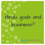 Post image for How Hindu gods are relevant to your business