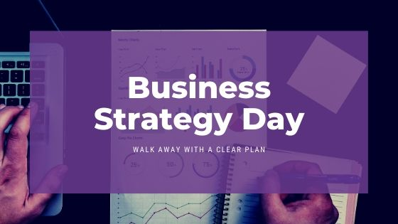 Business strategy day header